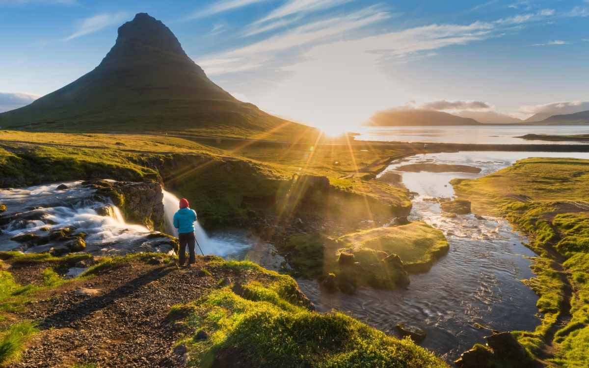 Iceland is one of the countries Telegraph Travel has pinpointed as a possible summer holiday destination