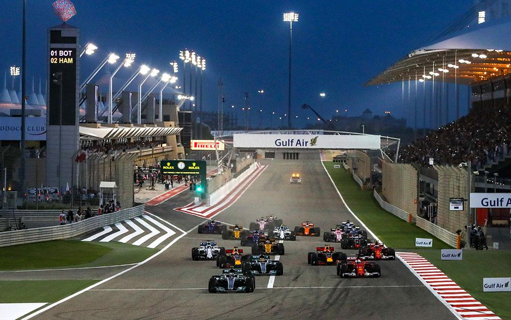 Grand Prix Starting Lights