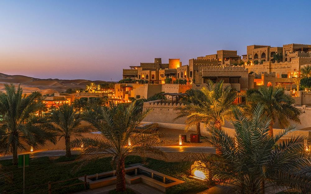 5 phenomenal hotels for couples in Abu Dhabi