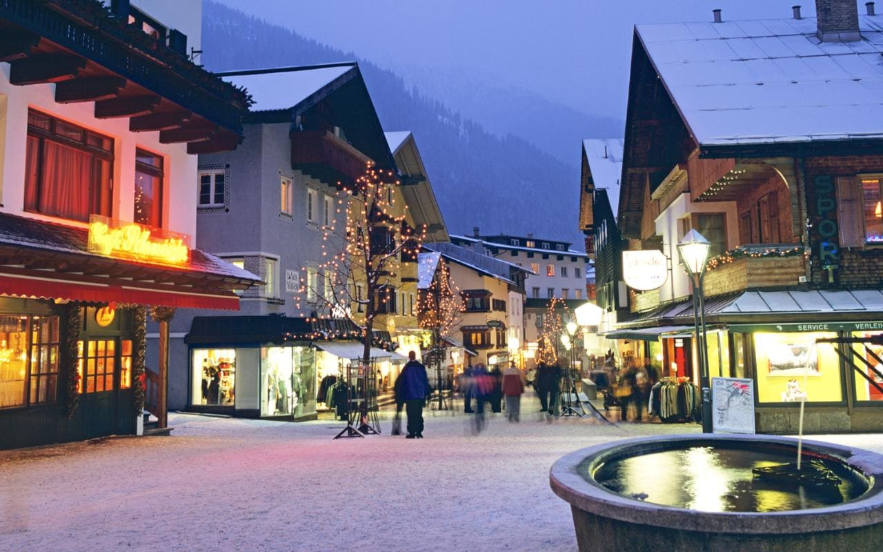 Austria  the best selfcatering ski apartments in the Alps