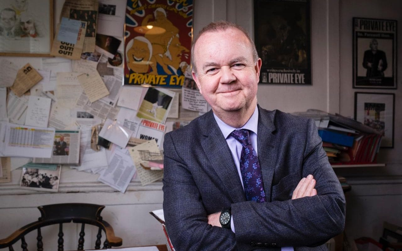 Ian Hislop how I made IDS cry and why we should pay more tax