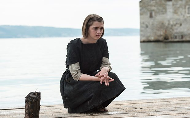 Game Of Thrones Star Maisie Williams Aryas Dark Side Is