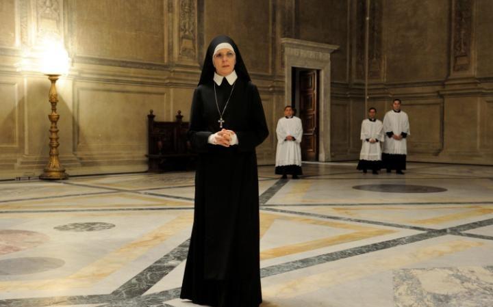 Diane Keaton as Sister Mary