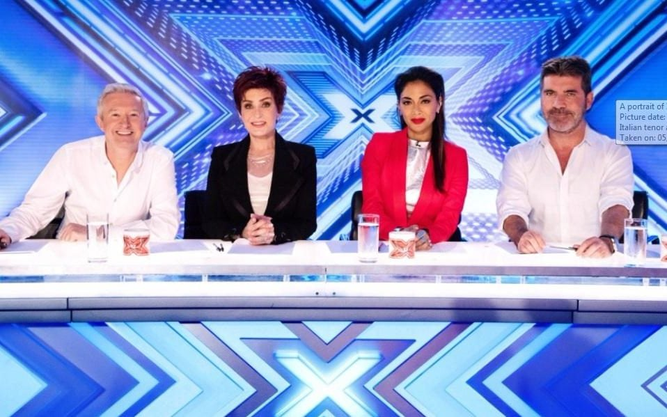 luxury office chairs uk nichols stone rocking chair value x factor judges panel to reportedly stay the same in 2017