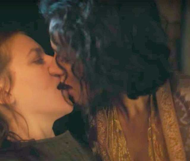 Snogging Like Teenagers Yara Greyjoy And Ellaria Sand In The Latest Game Of Thrones Trailer