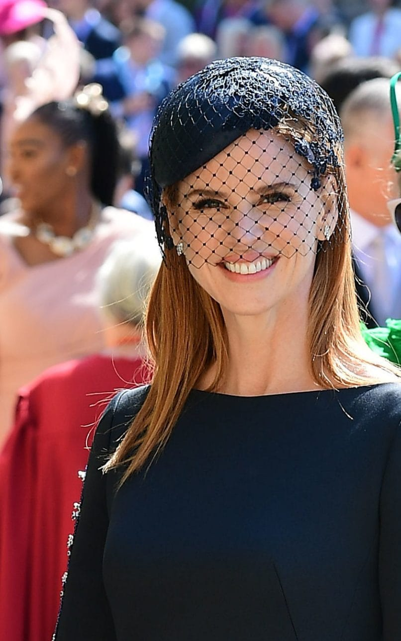 Sarah Rafferty The Best Beauty Looks From The Royal