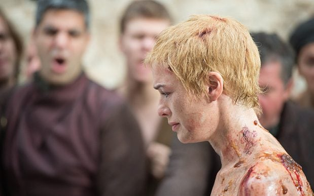 Cersei's walk of shame: everything we know about the shocking Game ...