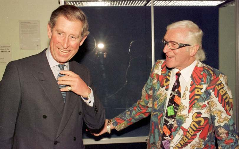 The ITV film was a reminder of Savile's calculated efforts to court the establishment