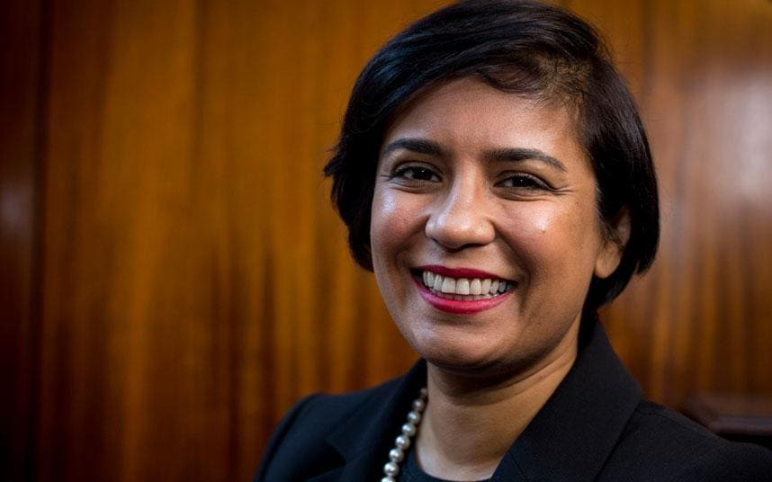 Meet The First Non White Circuit Judge At The Old Bailey