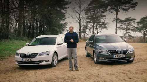 small resolution of skoda superb