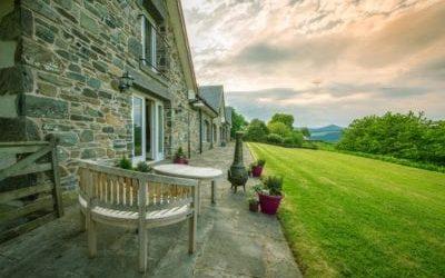 Errichel House, Scotland
