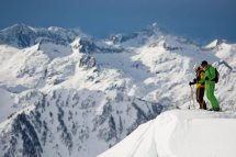 Backcountry Skiing In Baqueira Beret Of Europe'