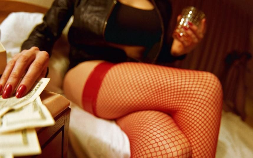 Prostitution The hidden cost of Greeces economic crisis