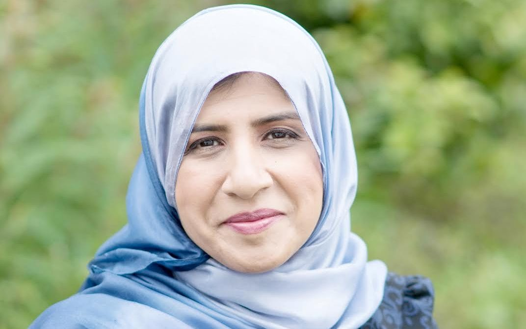 Shelina Janmohamed doesn't support polygamy