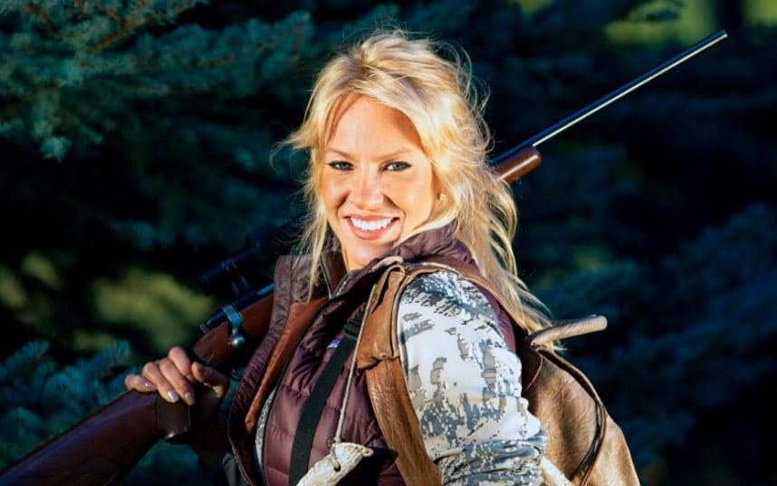 Being killed by a hunter is the most humane way for an animal to die Meet the woman who kills