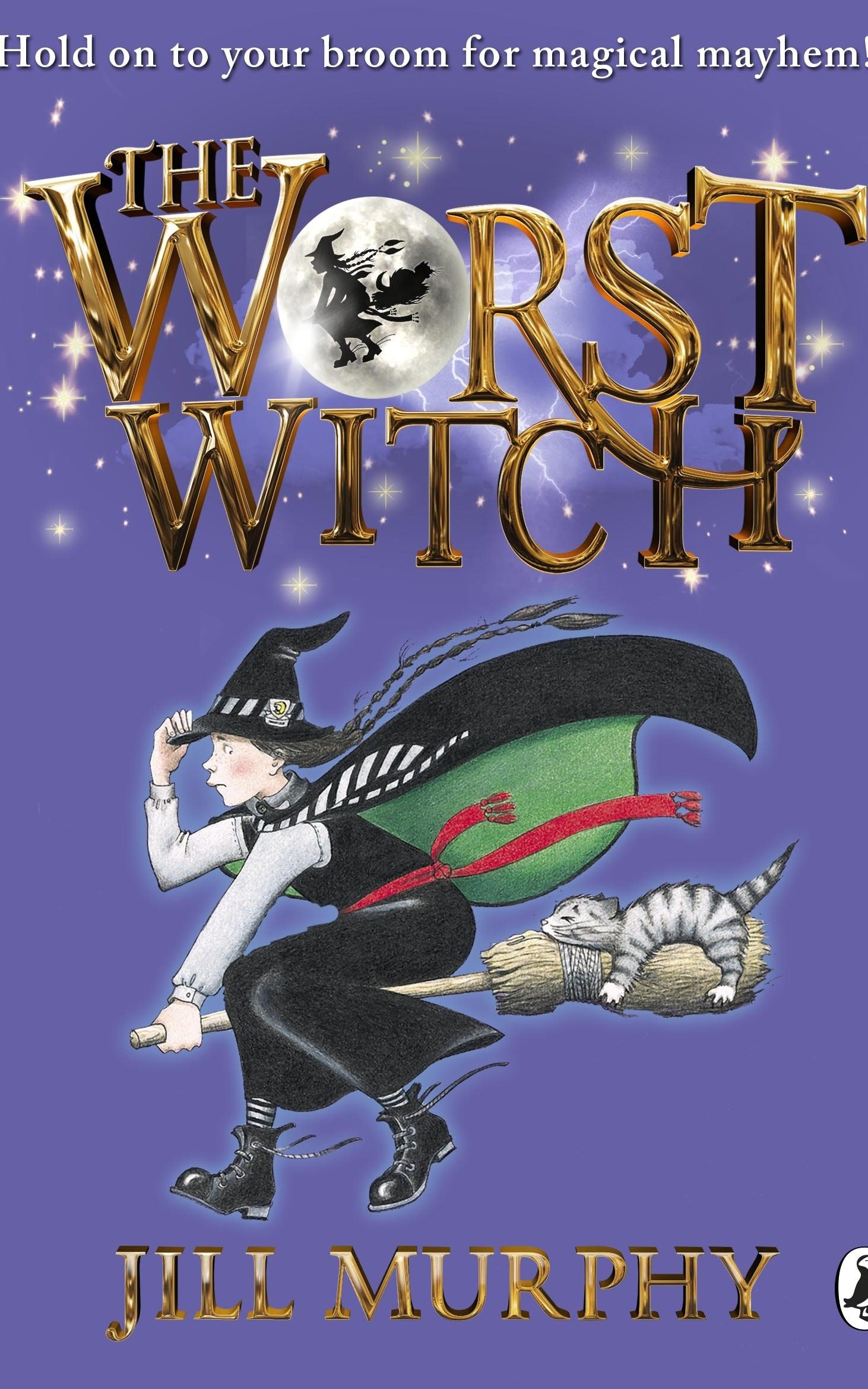 Worst Series Witch Book