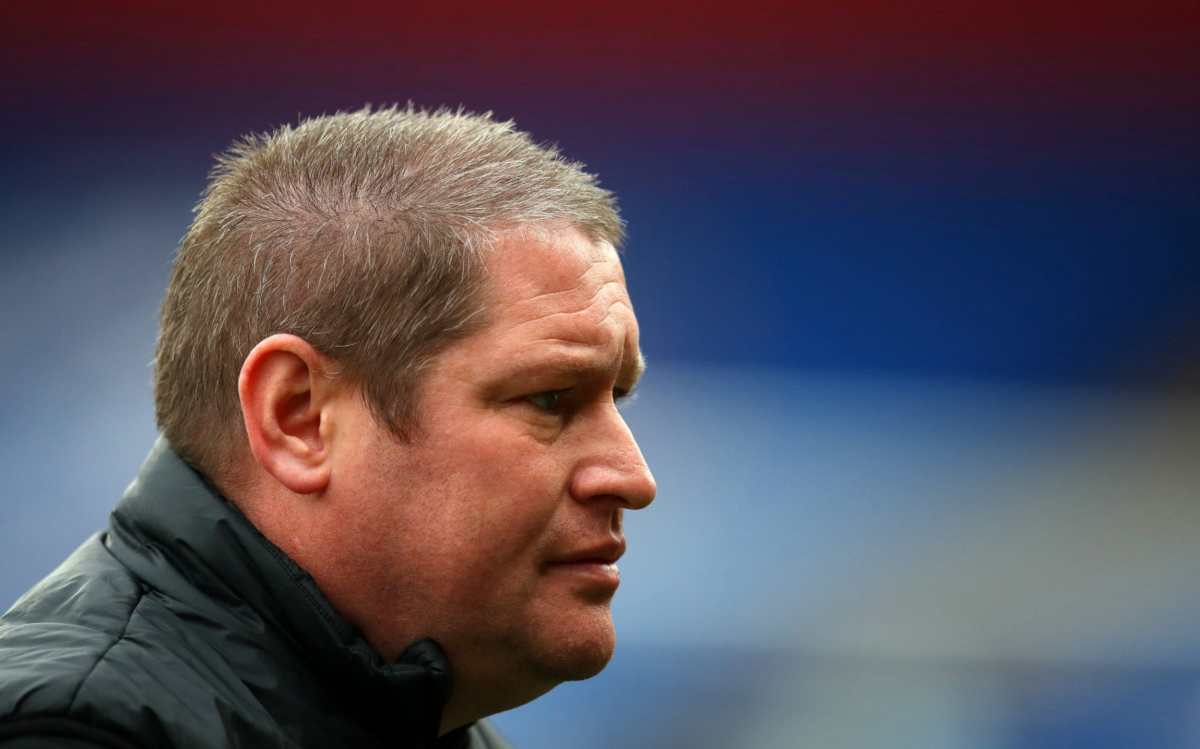 Matt Beard is currently caretaker manager at Bristol City - would Arsenal's board consider the leap from the Robins to the north Londoners to be too great?