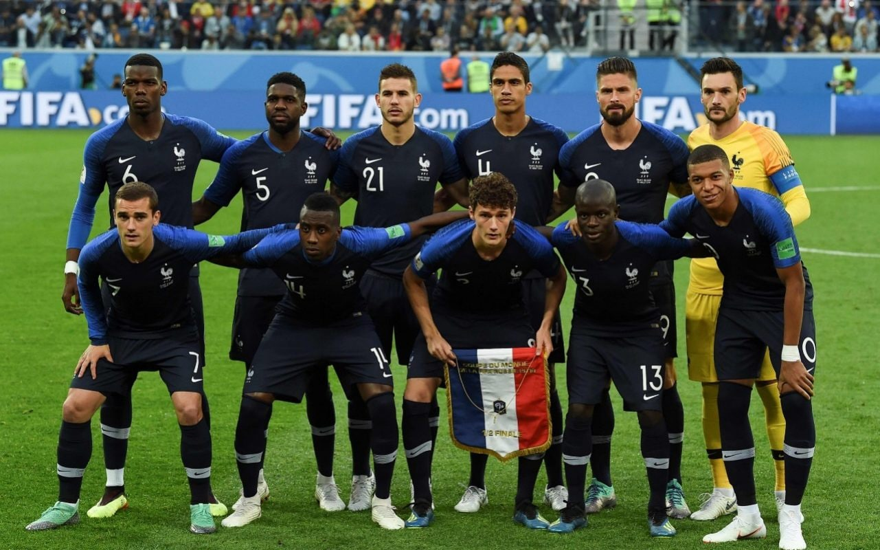 How can i meet my favorite football team? France World Cup 2018 Squad Guide And Latest Team News