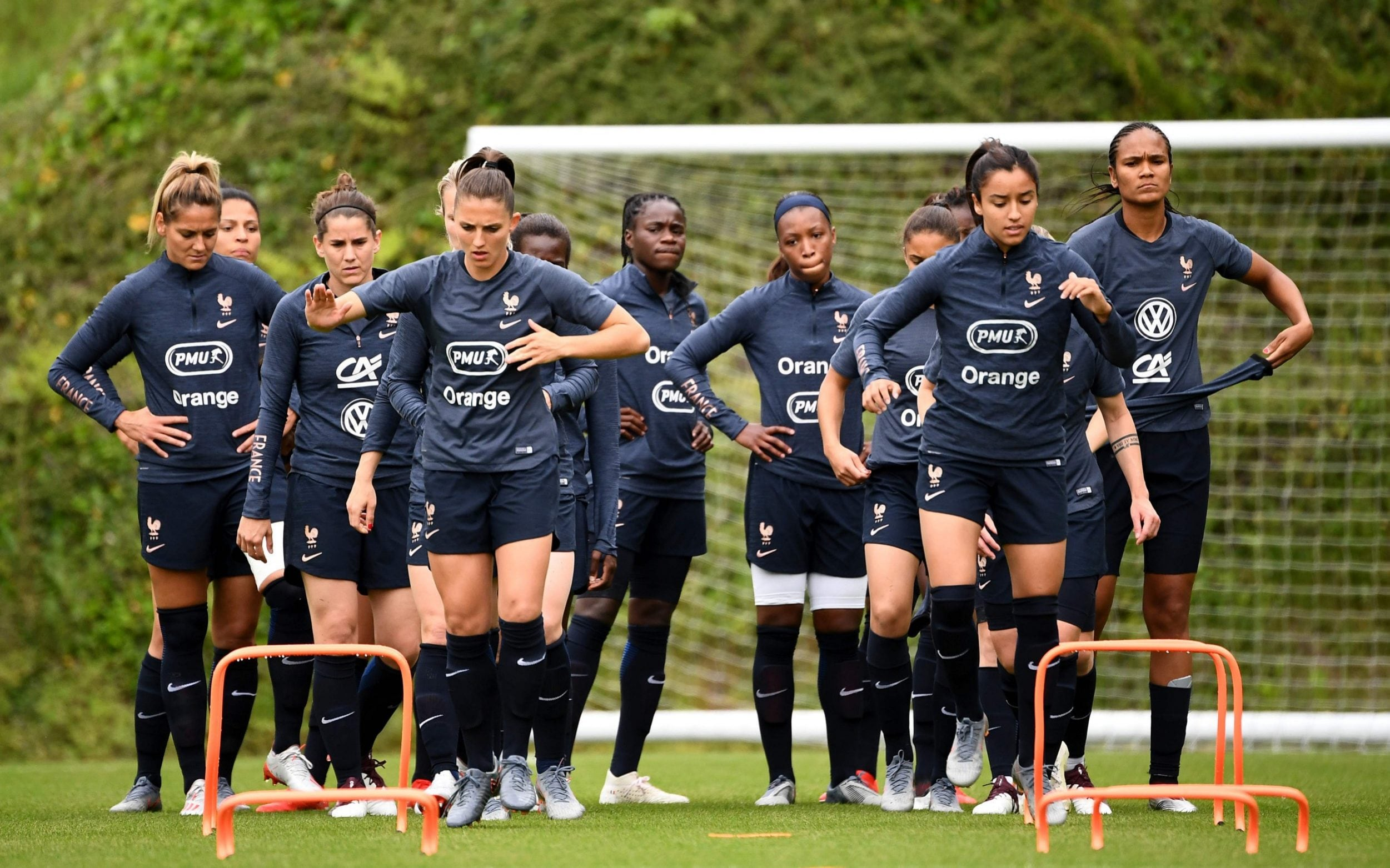 Get moving with 25% off sweaty betty activewear sections show more follow today during. Casting Aside Of France Women S Team In Favour Of Men S Friendly Makes Mockery Of World Cup S Ambitions