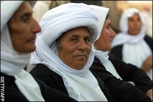 Yezidi women, the Devil worshippers of Iraq