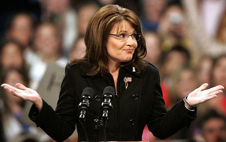 Sarah Palin denies spend on clothes was £90,000