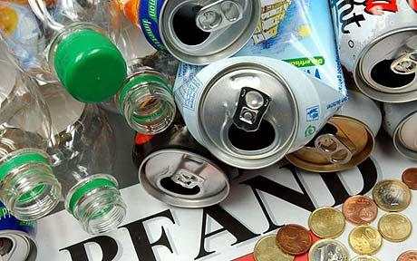 Bottle deposit scheme could reduce litter and boost recycling