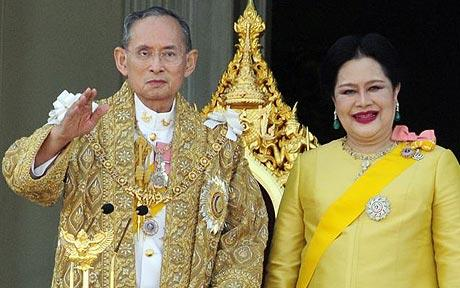 Thailand blocks thousands of websites for 'insulting' king