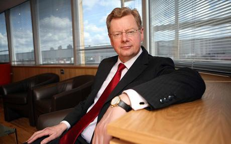 Richard Alderman, director of the Serious Fraud Office (SFO), is keen to
