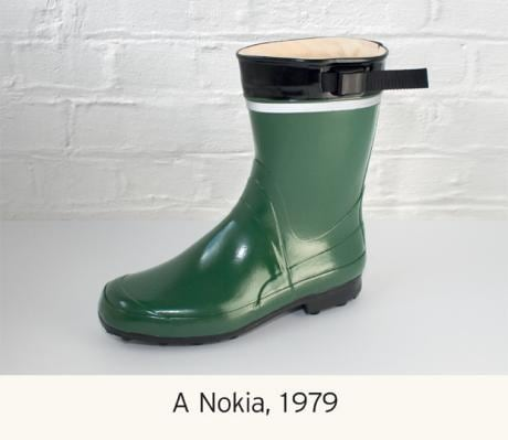 It pays to think big. When Nokia was first formed they produced a number of products including bicycle tires, aluminium and Wellington boots.