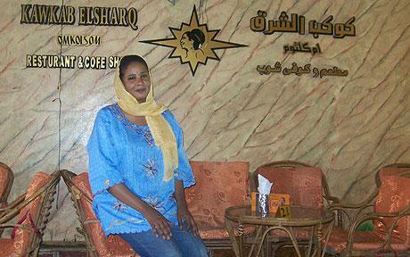 In court on Tuesday Mrs Hussein will dare judges to have her flogged.