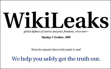 Wikileaks unealta perfecta folosita pentru a cenzura internetul