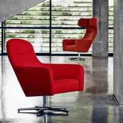 Swivel Chair The Range Slip Covered Havana Low Telegraph Contract Furniture