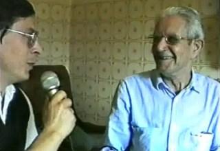 Pasquale Pastorino intervista il poeta Pietro Carlini, detto Cato