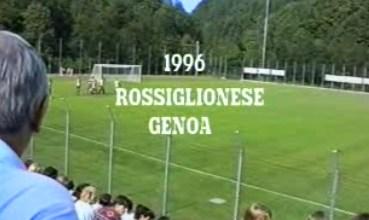 Calcio: Rossiglionese - Genoa