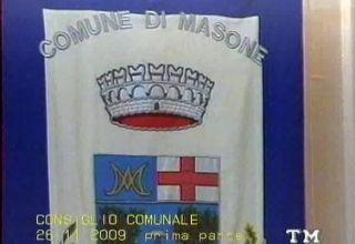 Consiglio comunale a Masone