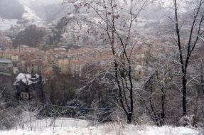 Neve a Masone - Foto di Giacomo Ottonello