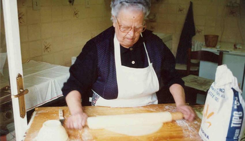 Masonesi mitici: Maria, mamma di Gianni Ottonello