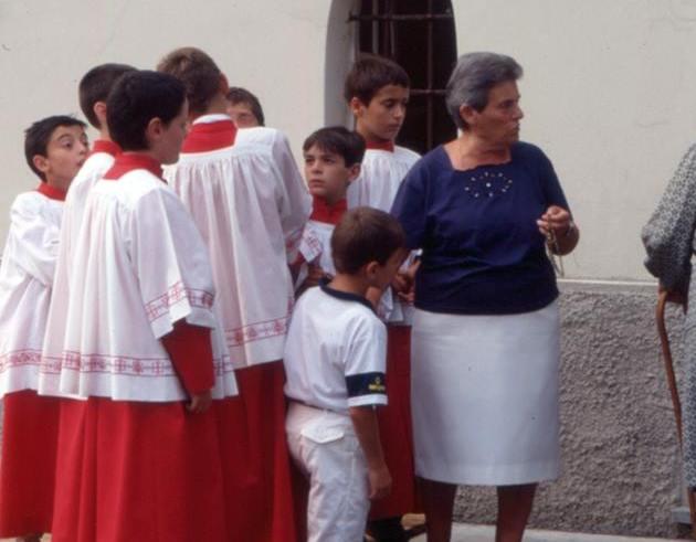 Masonesi Mitici: Anna Lavorassina - Foto di Gianni Ottonello