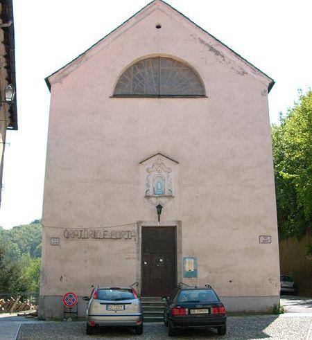 Masone, chiesa della Natività - Foto di Davide Papalini