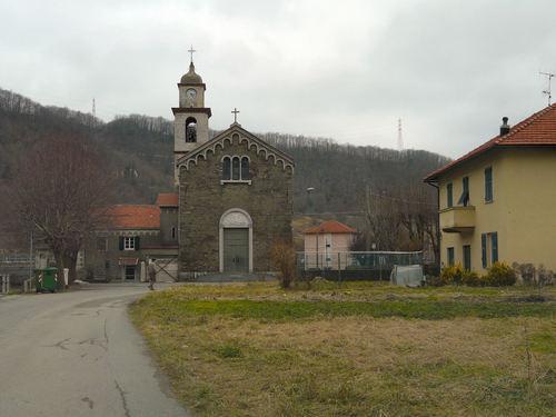 Masone, la chiesa di San Pietro - Foto di Ennio