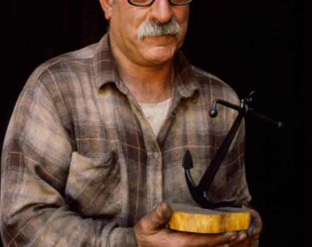 Masonesi mitici: Enrico Bessini, maestro forgiatore - Foto di Gianni Ottonello