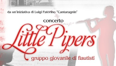 Locandina Little Pipers 2013