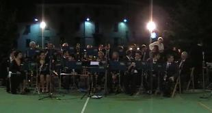 Concerto Banda di Masone - Ferragosto 2013
