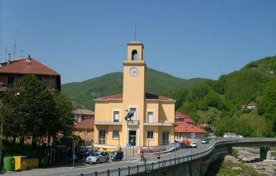 Campo Ligure, il Municipio - Foto di Davide Papalini