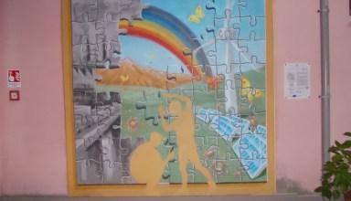 Murales a Masone