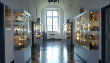 Il Museo Andrea Tubino di Masone. Sala dell'archeologia