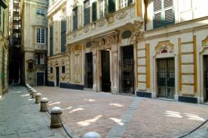Galleria Palazzo Spinola a Genova