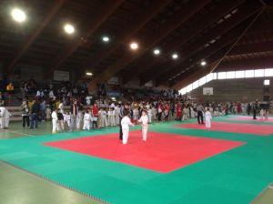 Giornata di Judo la Palasport di Campo Ligure