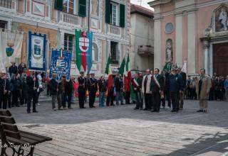 Anniversario della Liberazione a Campo Ligure
