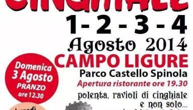 Sagra del Cinghiale a Campo Ligure 2014